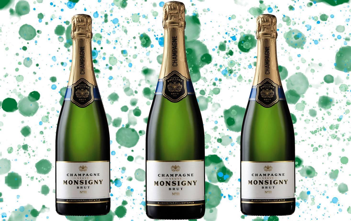 Шампанское брют. калорийность шампанского брют