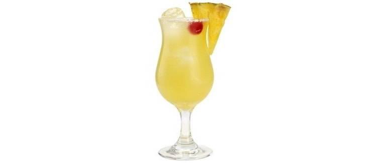 Пинаколада. рецепт для приготовления в домашних условиях безалкоголького коктейля, напитка с ликером «малибу» и клубникой