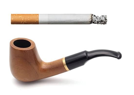 Курение трубки: влияние на организм, отличие трубочного табака от сигаретного