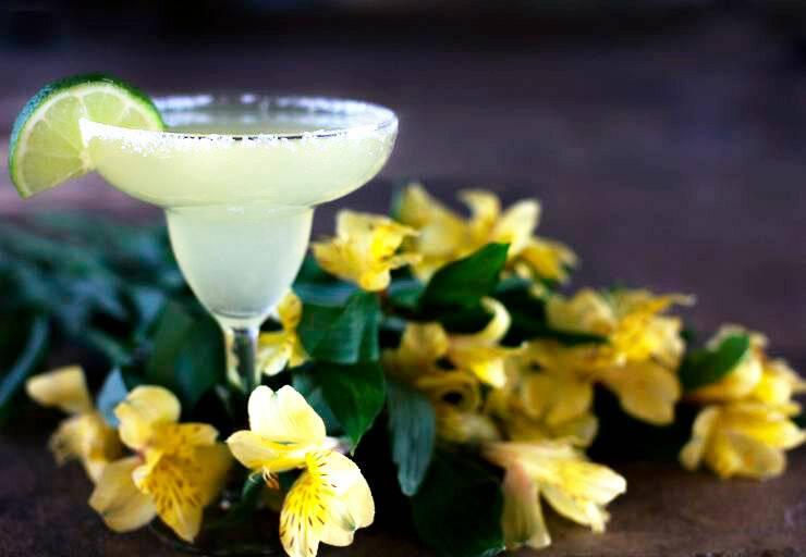 Освежающий коктейль маргарита простота, завоевавшая мир