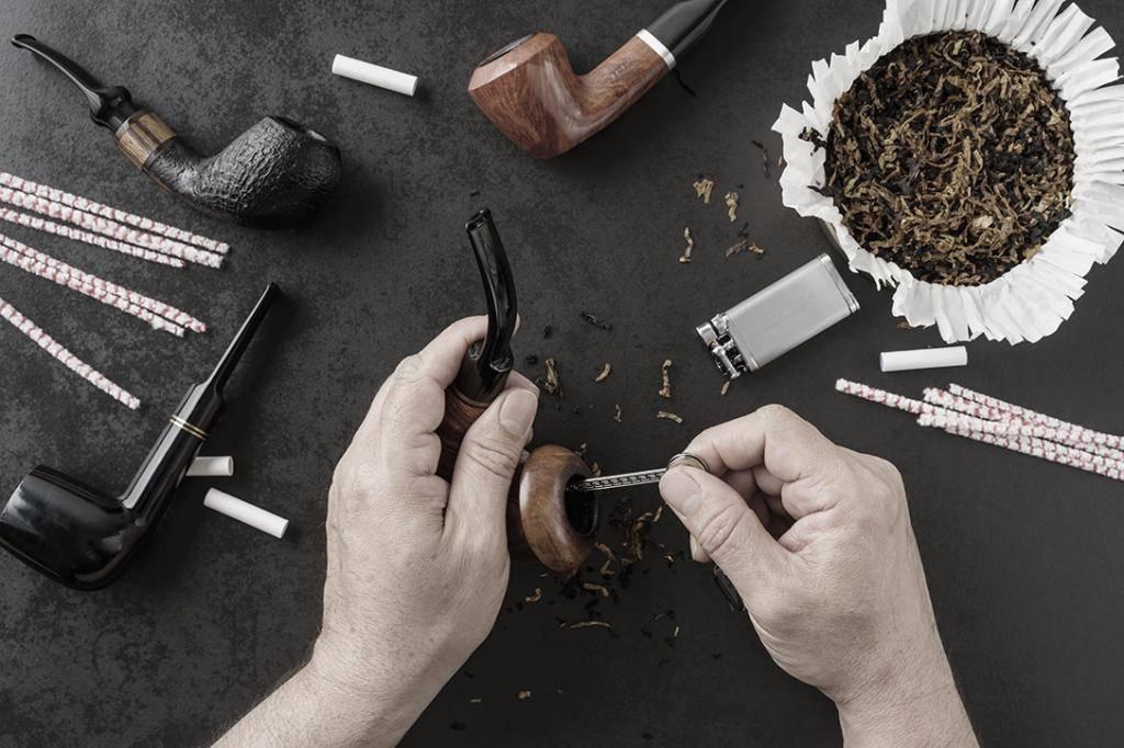 Как правильно забивать курительную трубку табаком