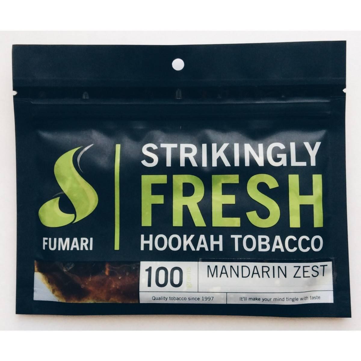 Очень дымный и очень вкусный табак fumari