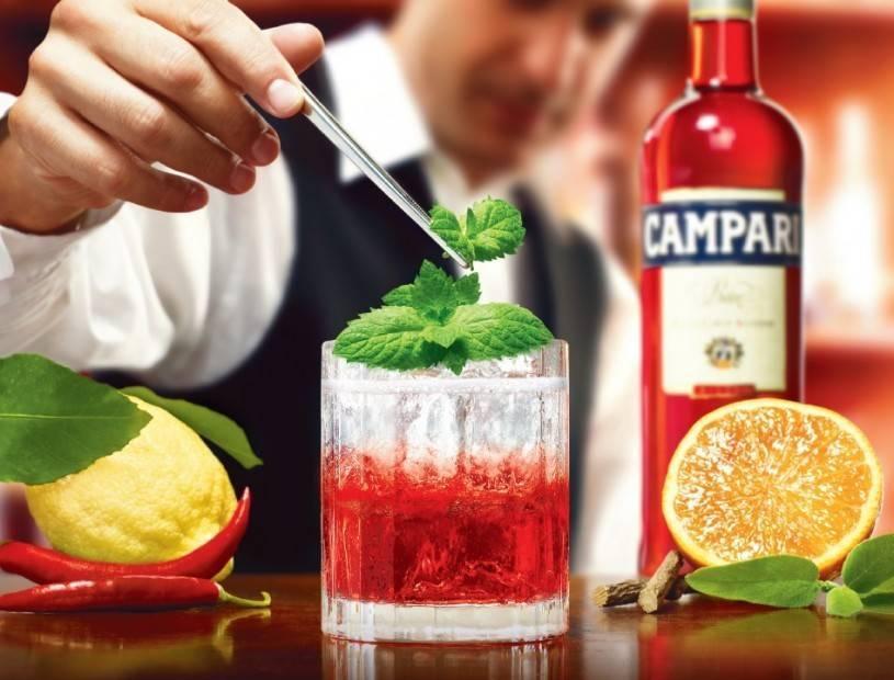 Ликер кампари: описание вкуса, состав и технология, рекомендации по дегустации