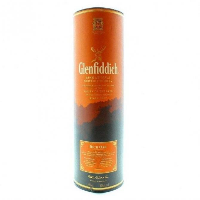 Односолодовый виски гленфиддик (glenfiddich) один из лучших в мире
