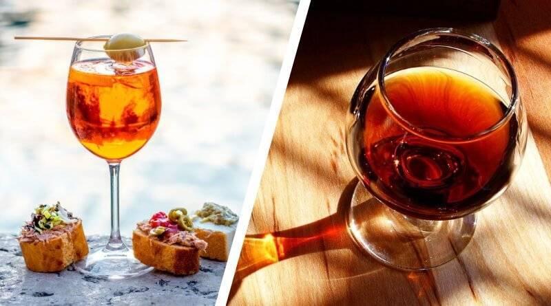 Аперитив дижестив и между ними — история алкоголя