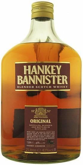 Чем хорош знаменитый виски «ханки баннистер»?