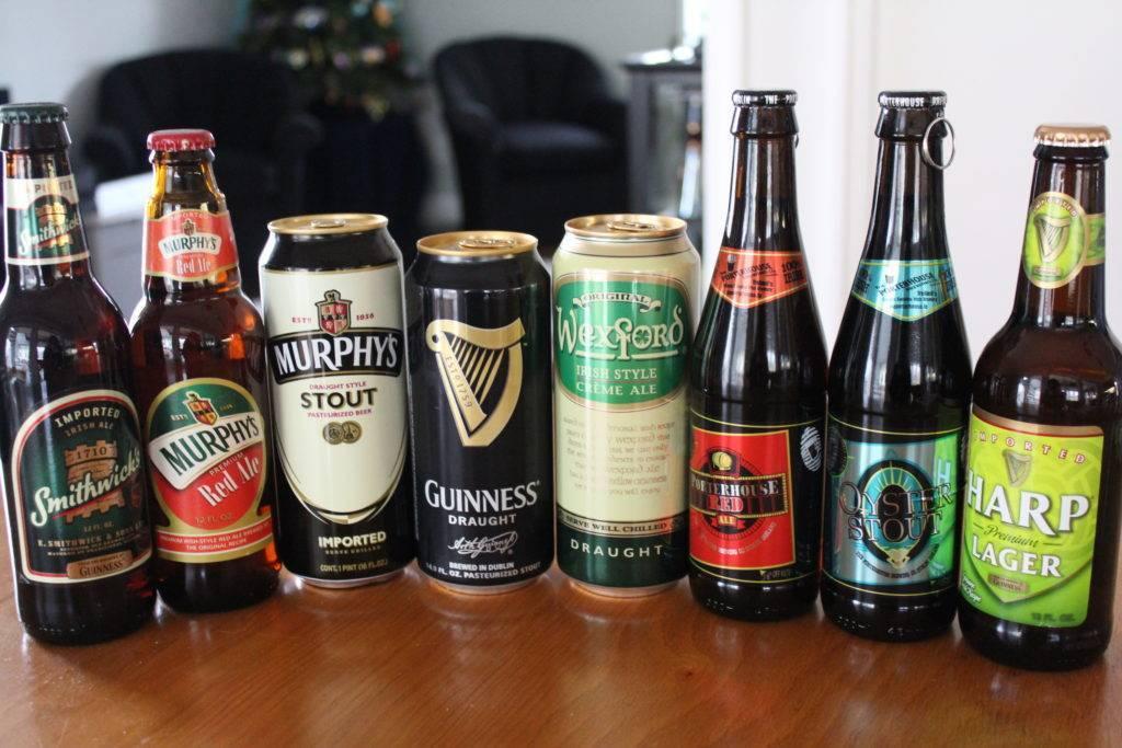 Что пьют в британском пабе?