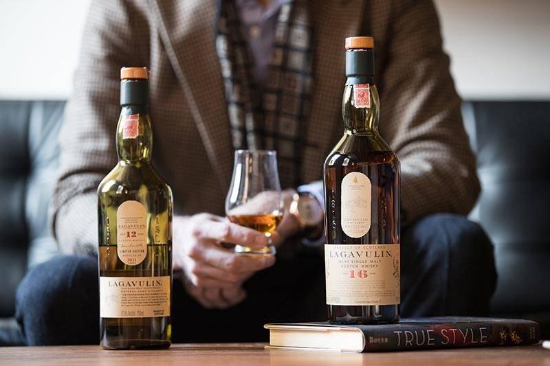Романтичные виски Лагавулин: история создания, описание, разновидности и стоимость