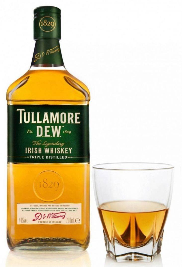 Виски tullamore dew(талламор дью) - lawebar
