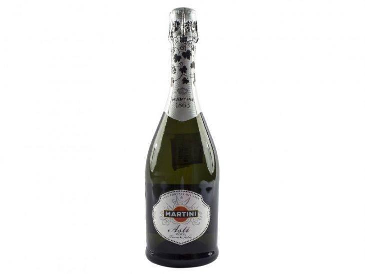 Праздничное шампанское «Асти» (Asti) — для особых событий