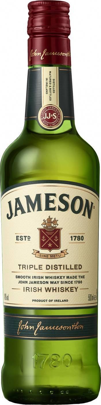 Как отличить подделку виски jameson? ?