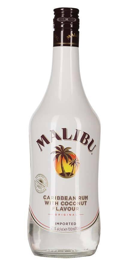 Ликер малибу: состав, крепость, с чем пить | koktejli.ru