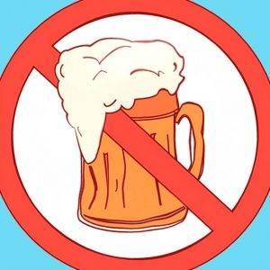 Как бросить пить пиво женщине