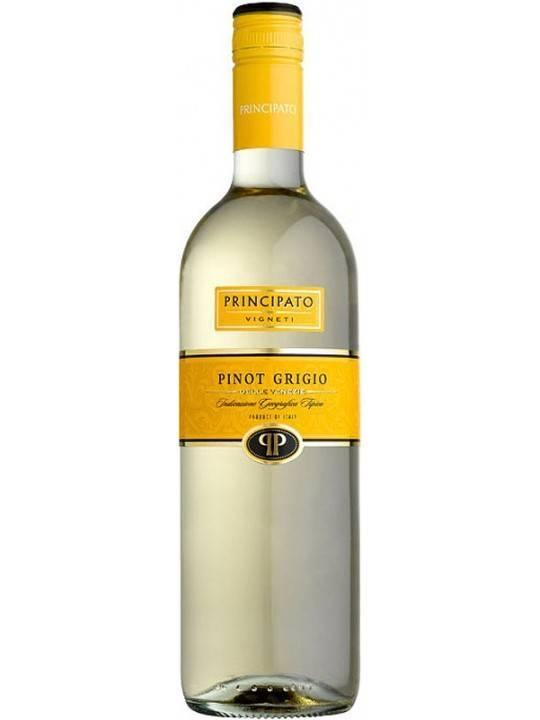 Пино гриджио белое сухое вино, характеристика вина