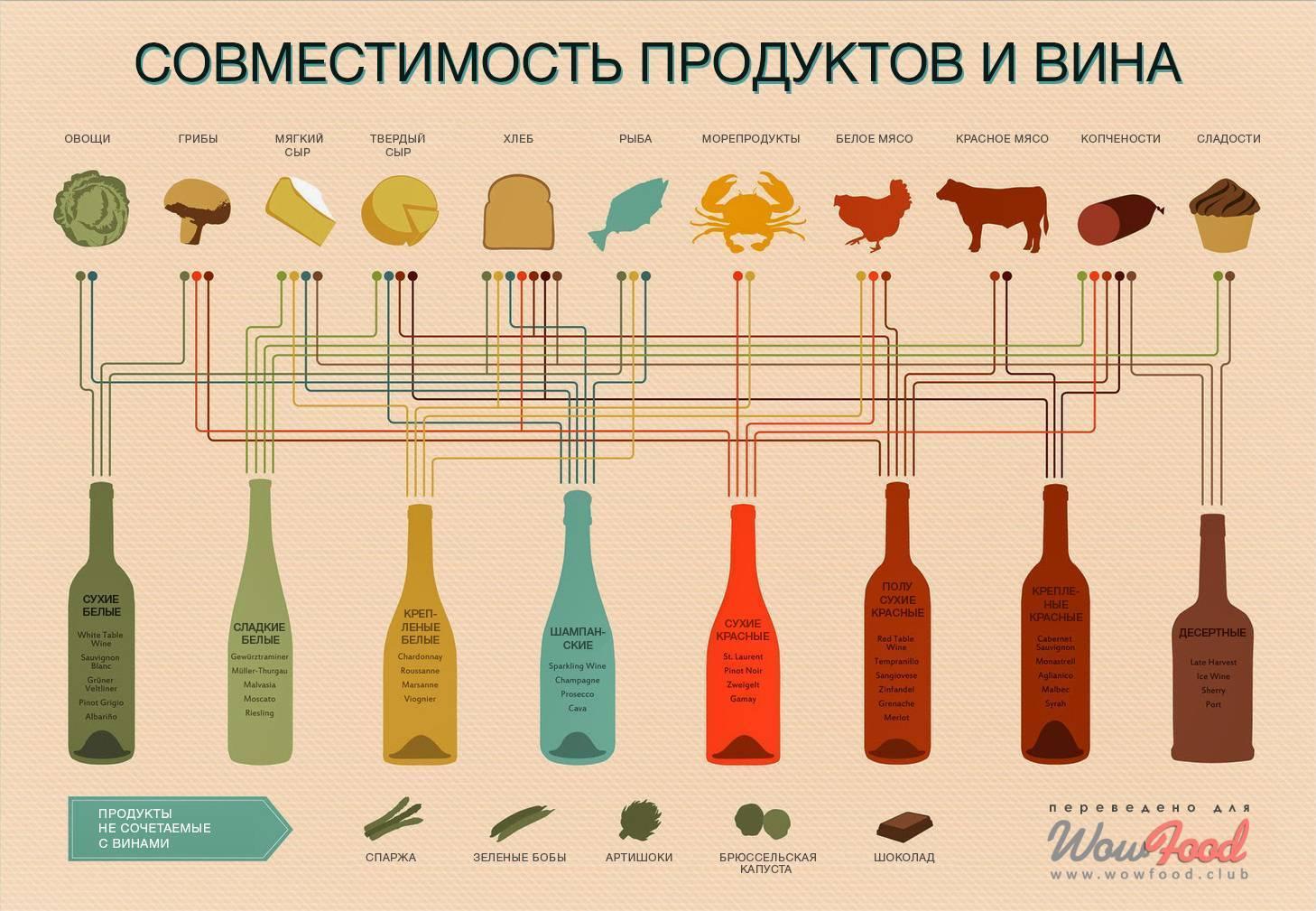 Какое вино к рыбе подходит лучше всего. выбираем варианты