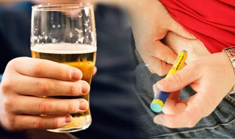 Можно ли употреблять водку при диабете