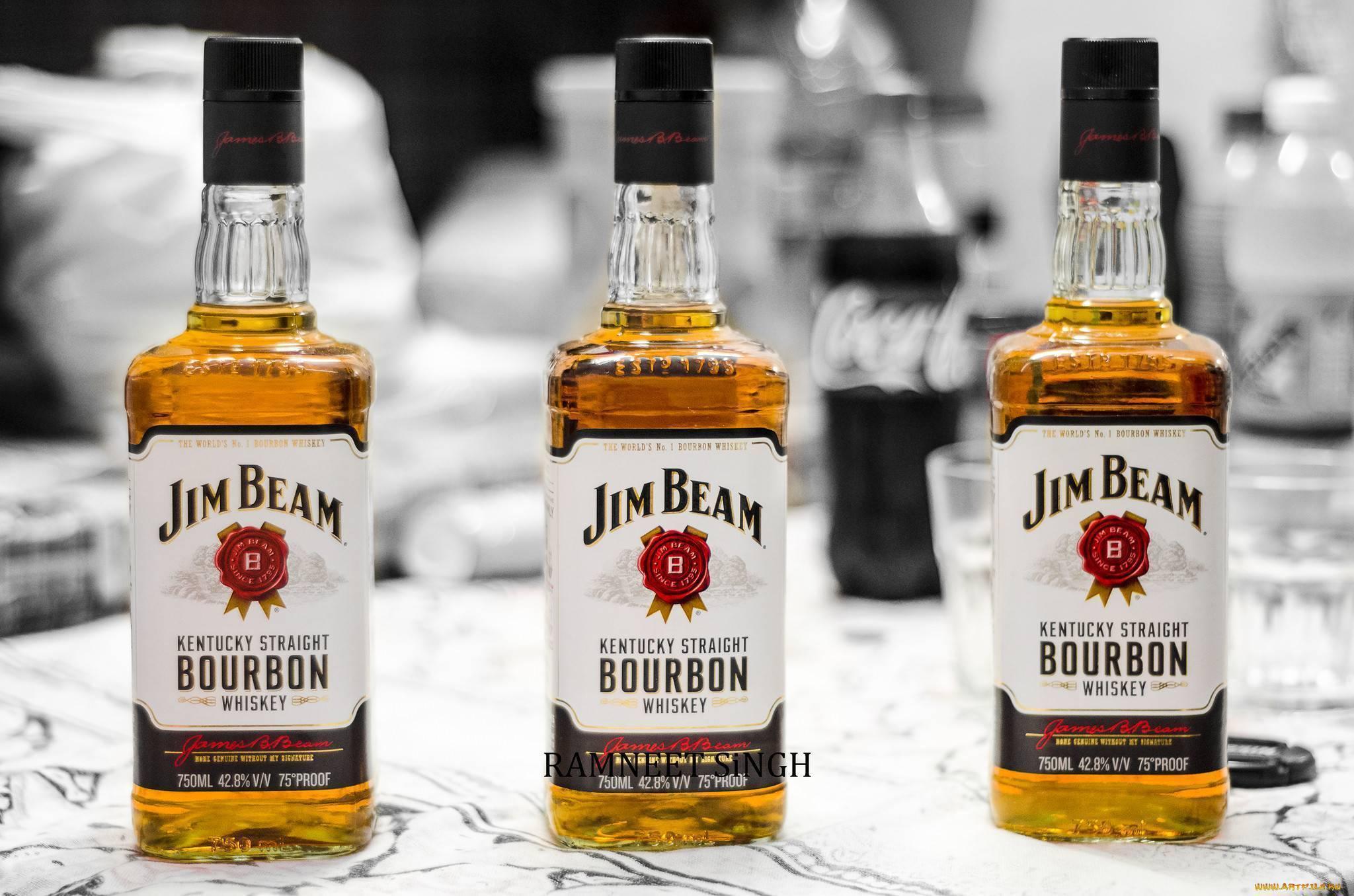 Джим бим медовый виски jim beam honey - сладкий вариант