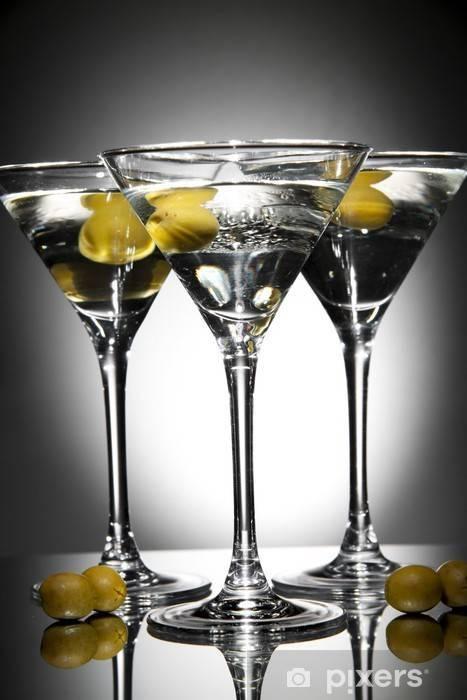 Как сделать мартини с оливкой в домашних условиях