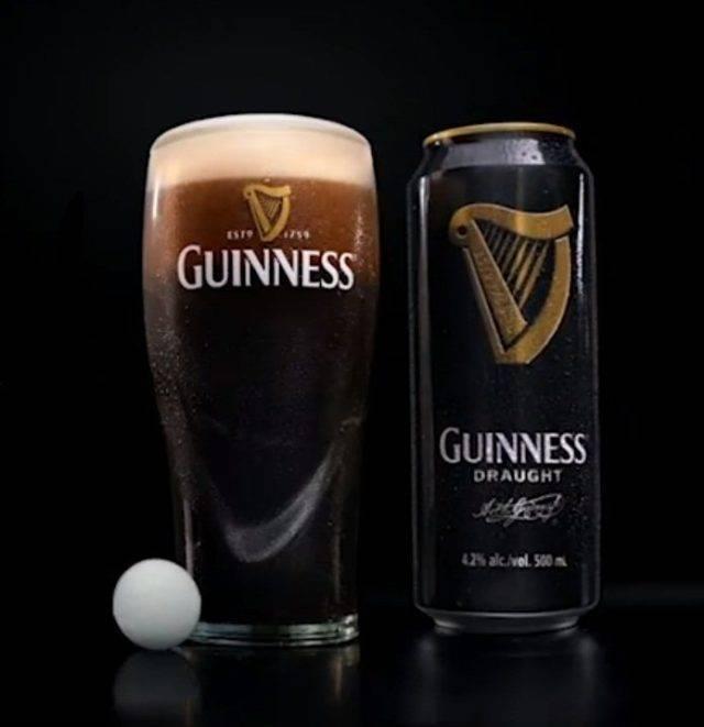 Пиво с азотной капсулой: принцип работы белого шарика в банке и как правильно употреблять напиток