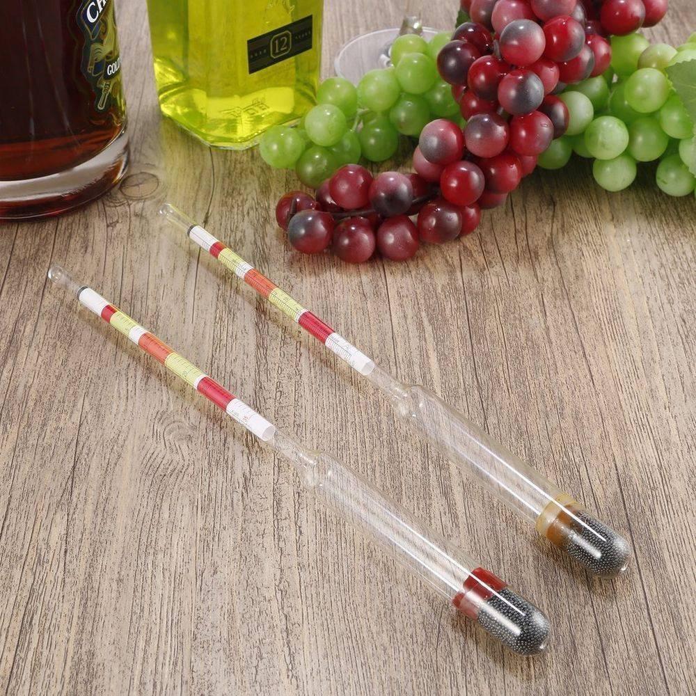 Сахаромер-виномер: как пользоваться? инструкция по применению, виды ареометра