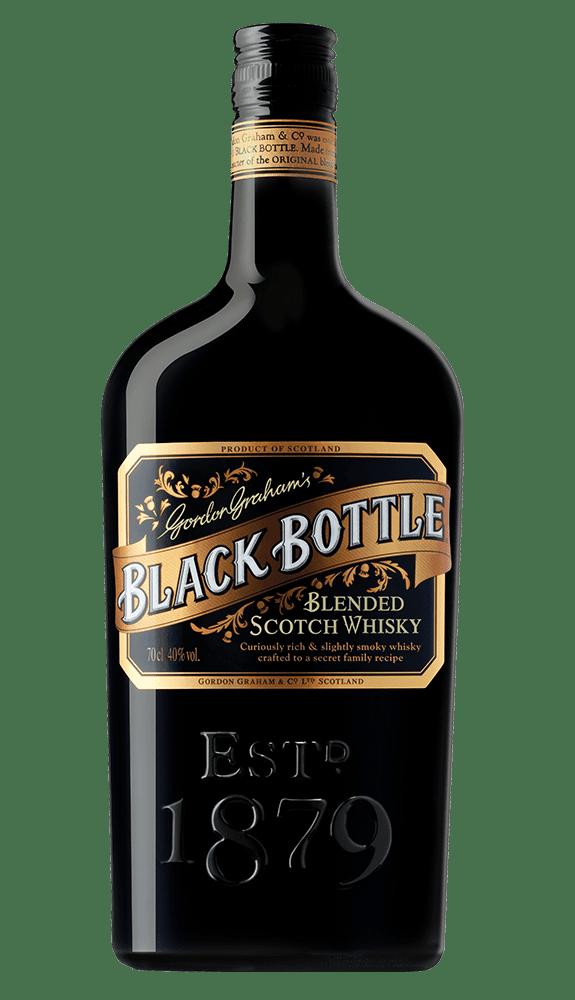 Виски блек энд вайт (black and white): происхождение и характеристики напитка