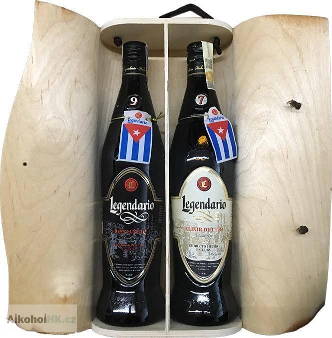 Legendario elixir de cuba the rum howler blog