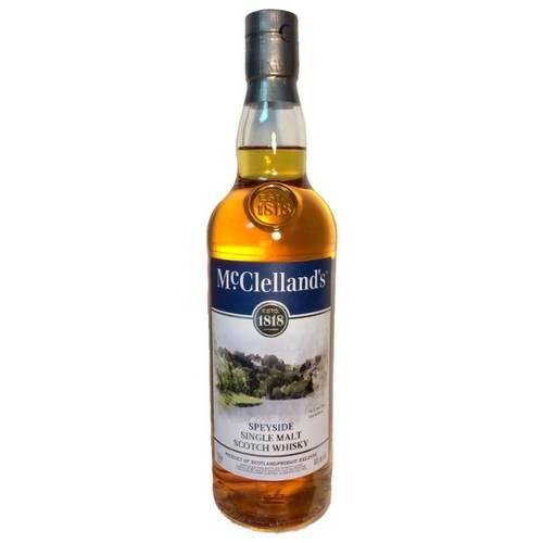 Виски mcclelland's (макклелланд) и его особенности