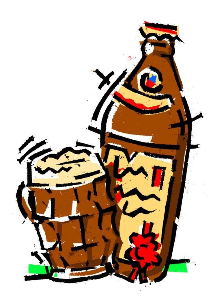 Рожденное в холодных подземельях, пиво Лагер (Lager Beer) — для истинных ценителей