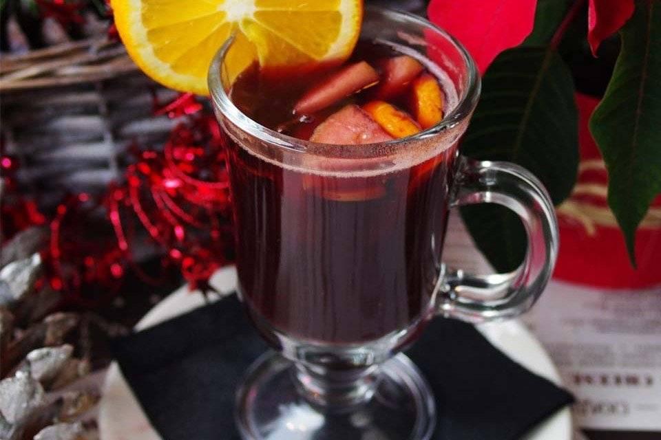 Глинтвейн с чем пьют? чем закусывать глинтвейн?