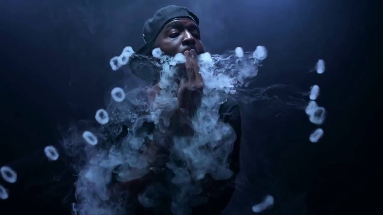Как пускать кольца из дыма сигарет
