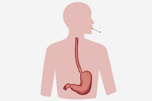 Может ли болеть желудок от курения и каково влияние на пищеварительную систему