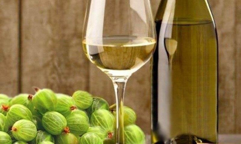 Вино из крыжовника в домашних условиях без дрожжей, со смородиной и изюмом