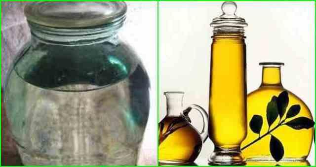 Особенности очистки самогона маслом