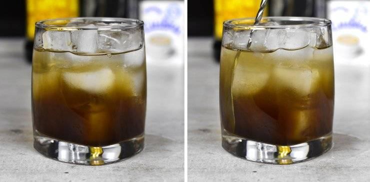 Коктейль белый русский — история появления напитка