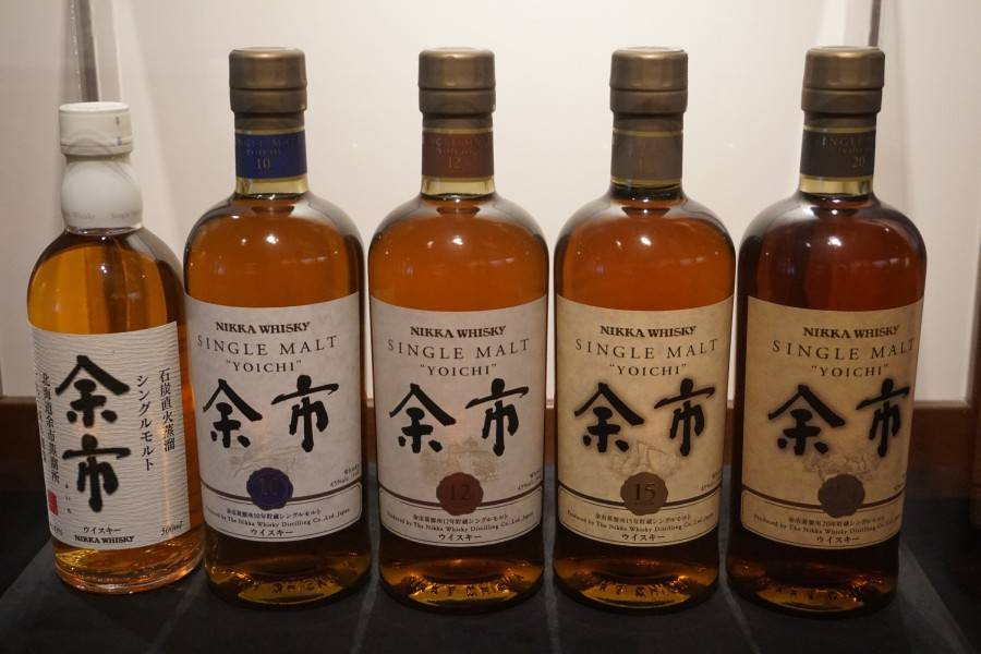 Обзор видов и марок японского виски