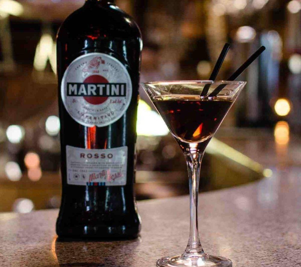Чем отличается вермут от мартини