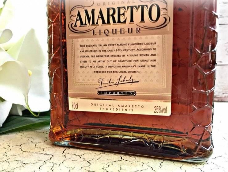 Амаретто ликер: что это такое, состав, сколько градусов, из чего делают, с чем его пить, с чем мешать