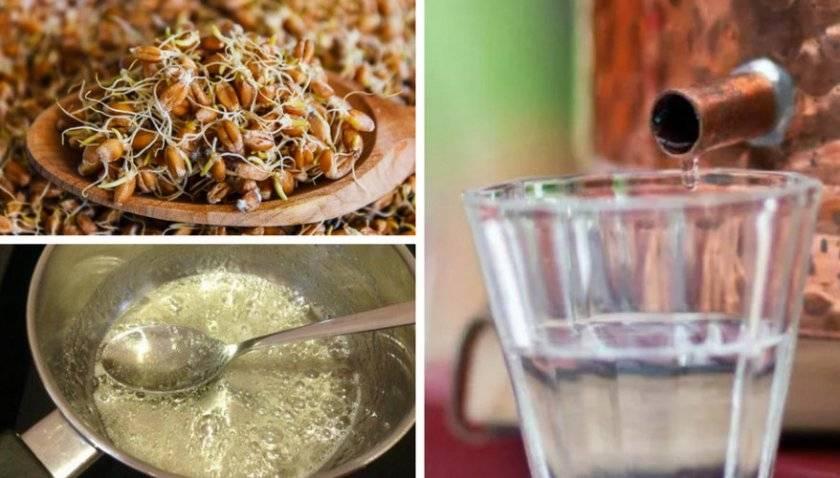 Рецепт самогона из сахара и дрожжей