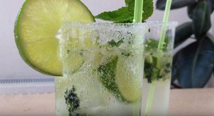 Как приготовить коктейль мохито по пошаговому рецепту