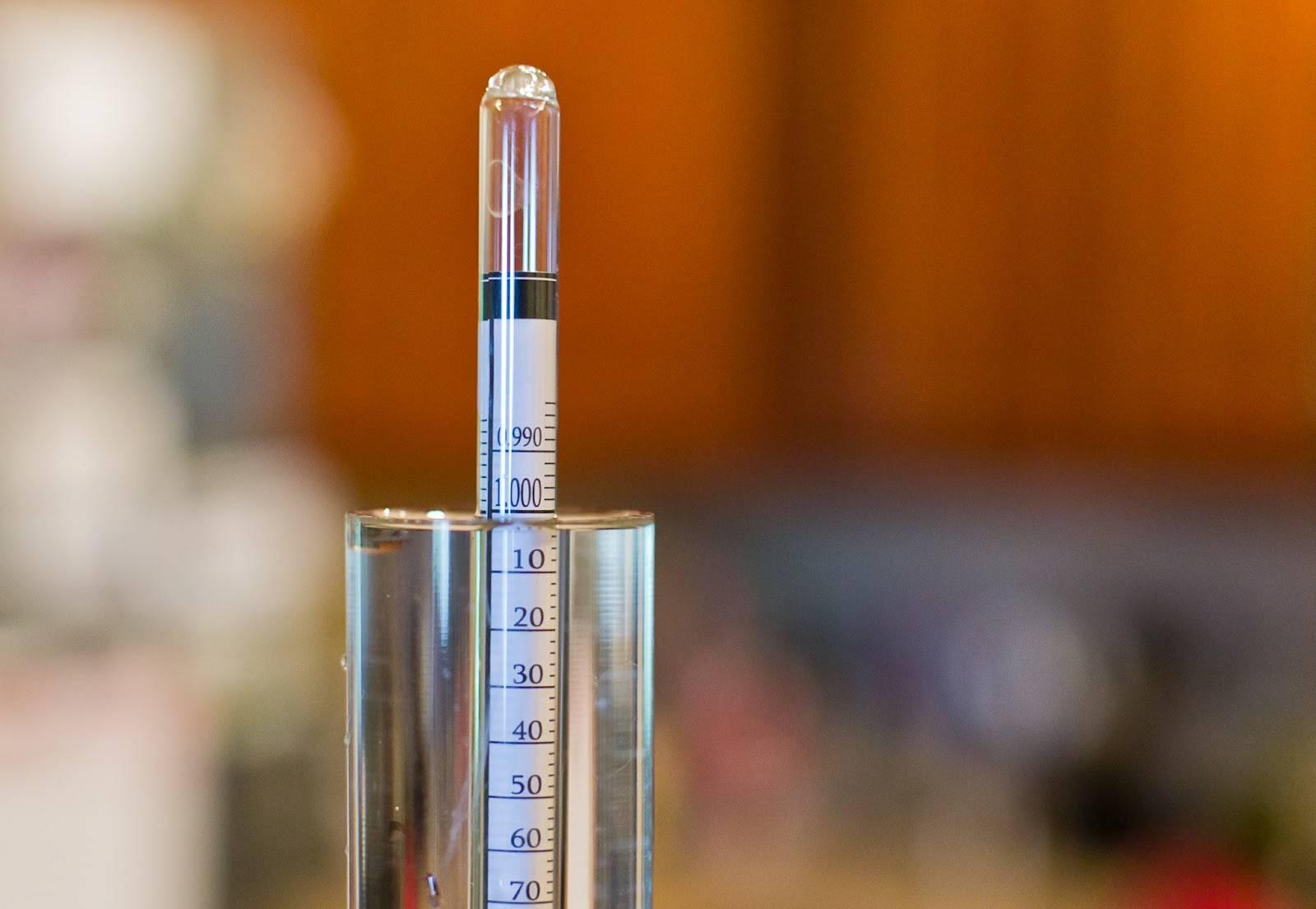 Как пользоваться бытовым спиртометром