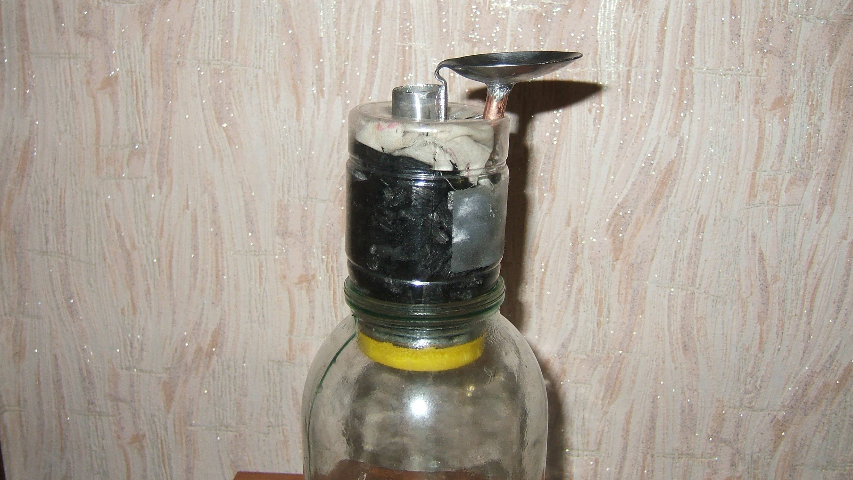 Как сделать фильтр для очистки самогона своими руками