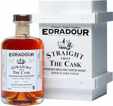 Виски эдрадур (edradour): описание, история и виды марки