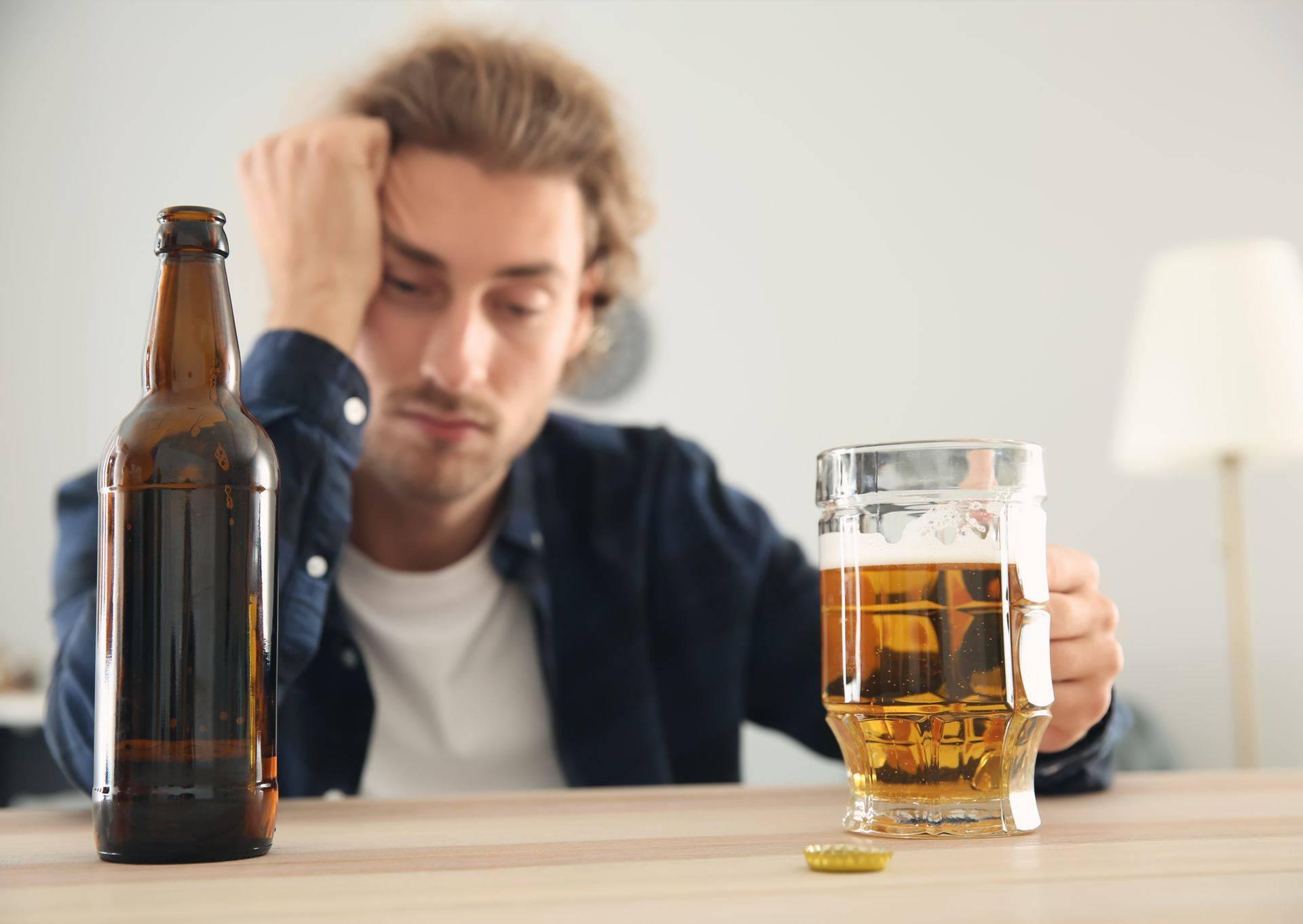 Как влияет алкоголь на нервную систему человека