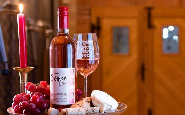 Самые известные венгерские вина – harslevelu и furmint
