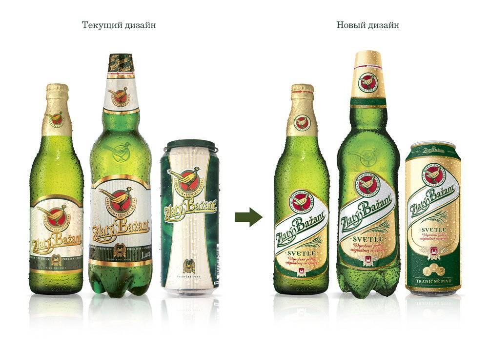 Словацкое пиво «златый базант», его история и характеристики