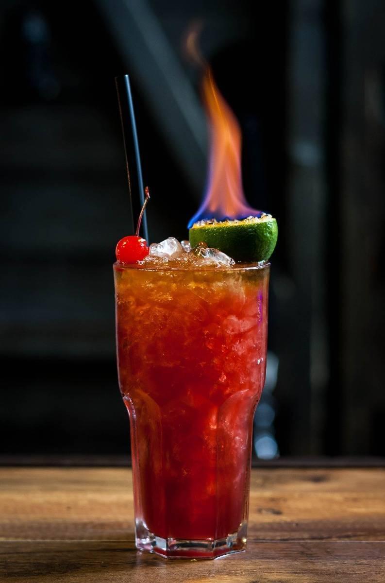 Коктейль «зомби»: ингредиенты и рецепт | алхимия спиртных напитков