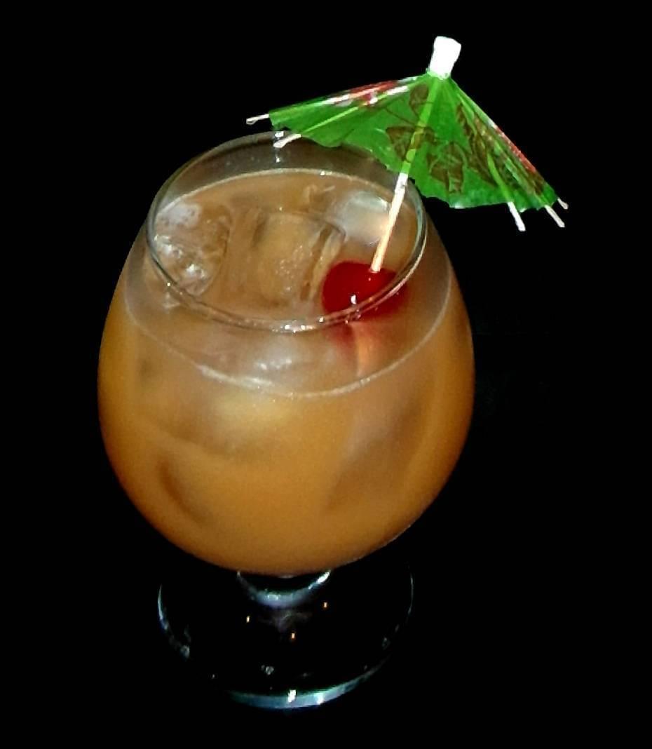Как приготовить коктейль багама мама? пошаговый рецепт с фото.