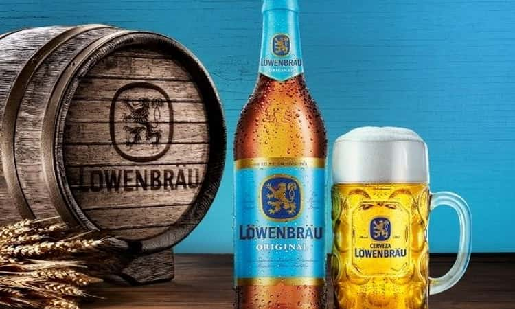 Обзор пива ловенбрау