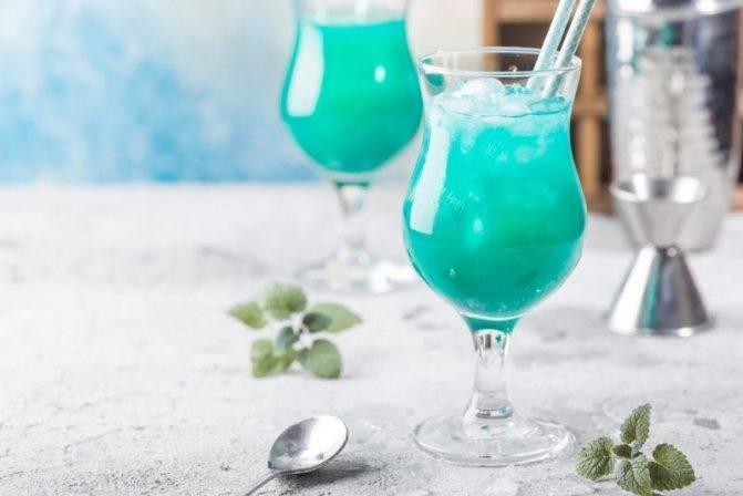 Безалкогольные коктейли - простые и детские рецепты в домашних условиях
