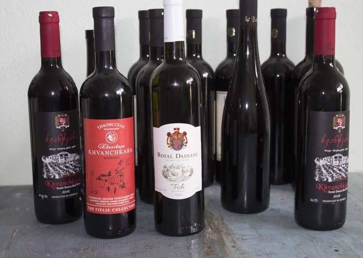 Любимые вина сталина